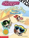 Powerpuff Girls Summer Fun Sticker Storybook - Joy Brewster, Eric Binder