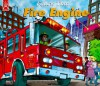 Follow That Fire Engine: A Ride-Along Book - Walt Disney Company, Ken Steacy