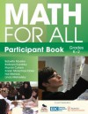 Math for All Participant Book (K 2) - Karen Marschke-Tobier, Babette Moeller, Marvin Cohen