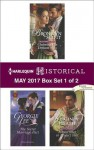 Harlequin Historical May 2017 - Box Set 1 of 2: Claiming His Defiant MissThe Secret Marriage PactA Warriner to Protect Her - Bronwyn Scott, Georgie Lee, Virginia Heath