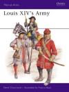 Louis XIV's Army - René Chartrand, Francis Back
