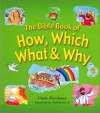 The Bible Book of How, Which, What & Why - Claire Freedman