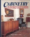 Cabinetry: The Woodworkers Guide to Building Professional Looking Cabinets and Shelves - Robert A. Yoder