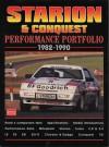 Starion & Conquest Performance Portfolio 1982-90 - R.M. Clarke