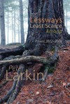 Lessways Least Scarce Among - Peter Larkin