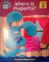 Where is Magenta? - Ronald Kidd