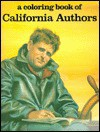 A Coloring Book of California Authors - Eric Tomb, Bellerophon Books, Henry Knill