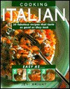 Easy as 1, 2, 3 Italian Cooking (Easy as-- 1-2-3) - Jeni Wright
