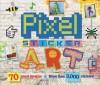 Pixel Sticker Art - Matthew Kelly