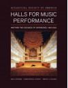 Halls For Music Performance: Another Two Decades Of Experience, 1982 2002 - Ian Hoffman