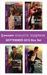 Harlequin Romantic Suspense September 2015 Box Set: Protecting the Colton BrideA Wanted ManAgent ZeroThe Secret King - Elle James, Jennifer Morey, Lilith Saintcrow, C.J. Miller