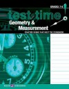 Test Time! Practice Books That Meet the Standers: Geometry & Measurement - Walch Publishing