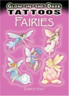 Glow-in-the-Dark Tattoos Fairies (Dover Tattoos) - Darcy May