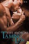 Taming the Lion - Vivi Andrews