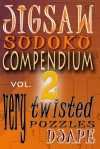 Jigsaw Sudoku Compendium volume 2: very twisted puzzles - djape