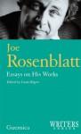 Joe Rosenblatt: Essays on His Works - Linda Rogers