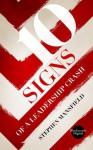 Ten Signs of a Leadership Crash - Stephen Mansfield
