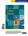 Graphical Approach to College Algebra, A, Books a la Carte Edition - John S. Hornsby, Margaret L. Lial, Gary K. Rockswold