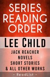 Series Reading Order: Lee Child Jack Reacher Series Chornological Order, Novels, Short Stories, Plus All Other Works and Stand-Alone Books with Synopsis (Series List Book 5) - ReadList, Steven Sumner, Tara Sumner