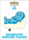 Wobbuffet Watches Clouds: Pokemon Gold And Silver Tales, Vol. 5 - Akihito Toda