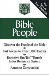 Bible People: Nelson's Pocket Reference Series - Thomas Nelson Publishers