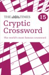 The Times Cryptic Crossword Book 15 - John Grimshaw