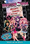 Monster High: Frights, Camera, Action! The Junior Novel - Perdita Finn