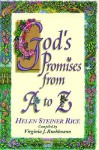 God's Promises from A to Z - Helen Steiner Rice