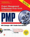 PMP Project Management Professional Study Guide, Third Edition (Certification Press) - Joseph Phillips