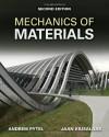 Mechanics of Materials - Andrew Pytel, Jaan Kiusalaas