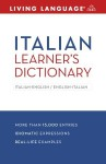 Complete Italian: The Basics (Dictionary) - Living Language
