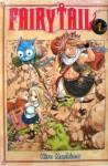 Fairy Tail Vol. 1 - Hiro Mashima