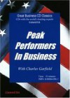 Peak Performers in Business - Charles A. Garfield