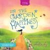 2016 In the Garden of Happiness Wall Calendar - Dodinsky