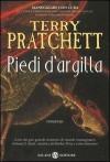 Piedi d'argilla - Terry Pratchett, Antonella Pieretti