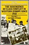 Resurgence of Class Conflict in W. Europe Vol.1 - Colin Crouch