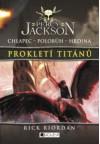 Prokletí Titánů (Percy Jackson a Olympané, #3) - Rick Riordan, Dana Chodilová