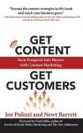Get Content Get Customers - Chris Rojek, Pulizzi