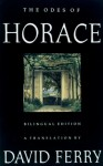 The Odes of Horace: Bilingual Edition - David Ferry