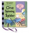 One Spinning Spider [With Attached Finger Puppet] - Sally Crabtree, John Wallace