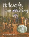 Philosophy and Writing - Anne Wright