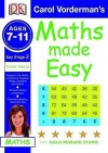 Carol Vorderman's Maths Made Easy Ages 7 11 Key Stage 2 Times Tables (Carol Vorderman's Maths Made Easy) - Carol Vorderman