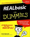 REALbasic for Dummies [With CDROM] - Erick Tejkowski