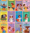 Junie B. Jones Collection (# 1- #24): Graduation Girl, First Grader, Boss of Lunch (#19) - Junie B., First Grader: Toothless Wonder (#20) - Junie B., First Grader: Cheater Pants (#21) - Junie B., First Grader: One-man Band (#22), Shipwrecked #23 (Book Set - Barbara Park, Louis Darling