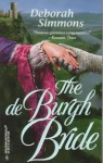 The De Burgh Bride - Deborah Simmons
