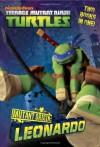 Mutant Origin: Leonardo/Donatello (Teenage Mutant Ninja Turtles) - Michael Teitelbaum