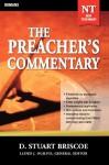 Mastering the New Testament: Romans (The Communicator's Commentary Series, #6) - Stuart Briscoe