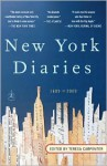 New York Diaries: 1609 to 2009 - Teresa Carpenter