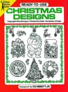 Ready-to-Use Christmas Designs - Ed Sibbett, Ed Sibbett