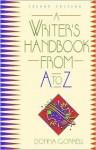 A Writer's Handbook from A to Z - Donna Gorrell